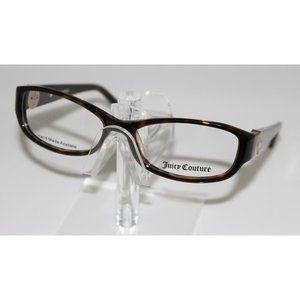 New Juicy Couture Havana Eyeglasses